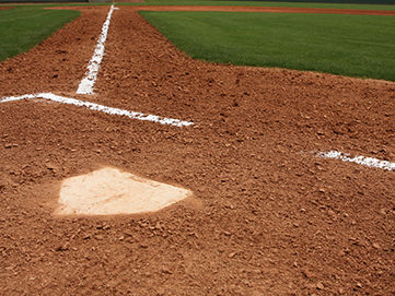 McMaster baseball field